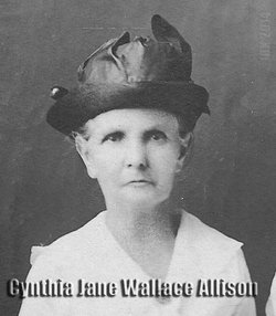 Cynthia Jane <i>Wallace</i> Allison