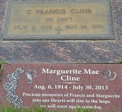 Charles Francis Francis Cline
