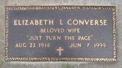 Elizabeth <i>Larson</i> Converse