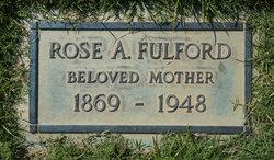 Rose Amelia <i>Lumley</i> Fulford