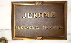 Eleanor G Jerome