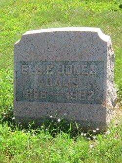 Elsie Blanche <i>Jones</i> Adams