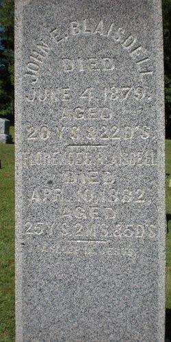 John E. Blaisdell