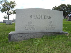 Blanche E <i>Norman</i> Brashear