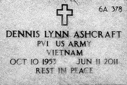 Dennis Lynn Ashcraft