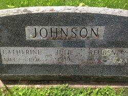 Catherine Virginia <i>Withington</i> Johnson