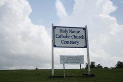 Holy Name Catholic Church Cemetery