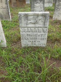 Joannah V. Morrison