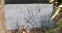 Georgie Baxter