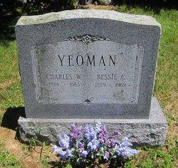 Bessie C. <i>Baker</i> Yeoman