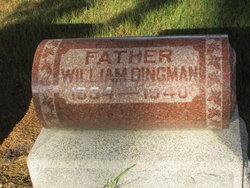 William Dingman