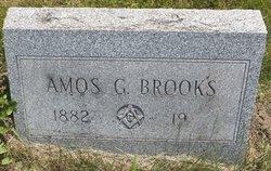 Amos G Brooks