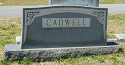 Addie <i>Speight</i> Cadwell