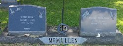 Fred L McMullen