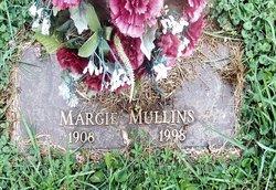 Margie <i>Richardson</i> Mullins