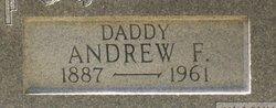 Andrew Francis Jones