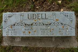 Martha Udell