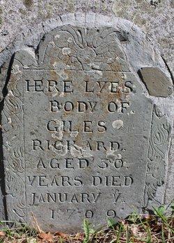 Giles Rickard, Jr