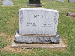George Dewey Nye