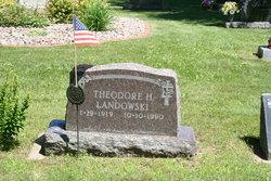 Theodore H. Landowski
