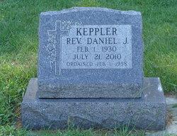 Rev Daniel J Keppler