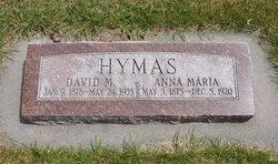 David Moroni Hymas