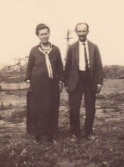 Bertha E. <i>Schulz</i> Beckman