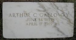 Arthur Carson Galloway