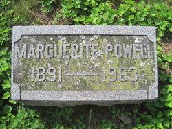 Marguerite Powell