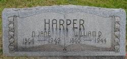 Nancy Jane <i>Armstrong</i> Harper