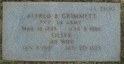 Alfred Benton Grimmett