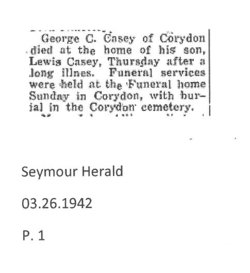 George C Casey