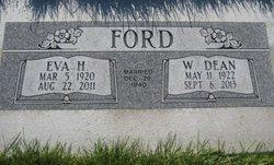 Eva <i>Hill</i> Ford