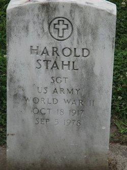 Harold Stahl