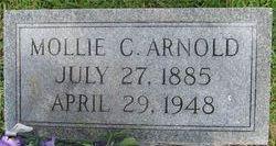 Mollie C <i>Lawley</i> Arnold