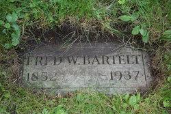 Fred W Bartelt