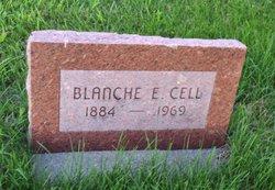 Blanche Ellen <i>Cochren</i> Cell