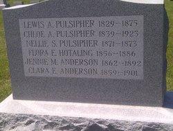 Jennie May <i>Pulsipher</i> Anderson