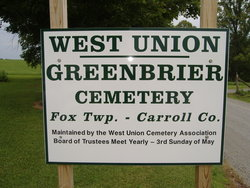 Greenbrier-West Union Cemetery