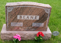 Hazel Lois <i>Morgan</i> Blane