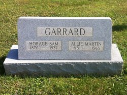 Allie <i>Martin</i> Garrard