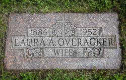 Laura Ada <i>Dingler</i> Overacker