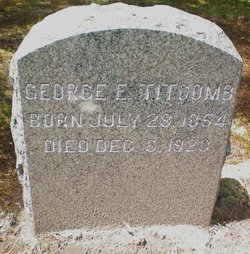 Dr George Eugene Titcomb