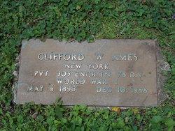 Clifford W Ames