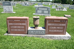 Mrs Martha T Tommie <i>Earp</i> Callis