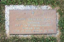 John Wesley Ray