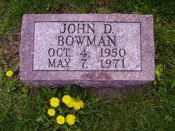 John Danel Bowman