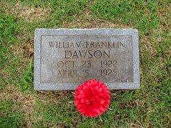 William Franklin Dawson