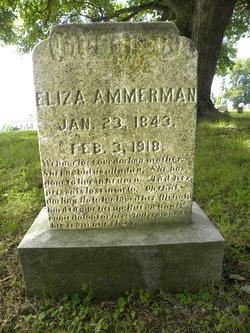 Elizabeth <i>Wolf</i> Ammerman