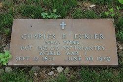 Charles Emery Eckler
